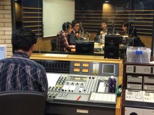 ラジオ出演(FM大阪)