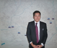 梶本さんには当社の「テナント専用サイト」と「売買専用サイト」の制作をお願いして以来のお付き合いです。