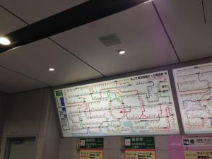 東京都内の不動産業者様訪問