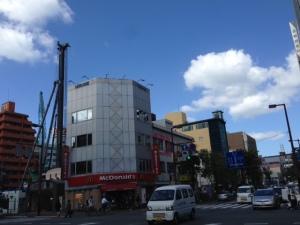 福岡市内の不動産会社様へご挨拶