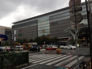 熊本県の不動産会社社長と博多駅で面談