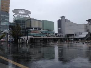 高松駅周辺