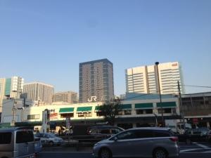 品川駅近くの不動産会社様訪問