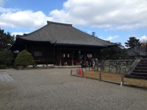 2016初詣(西大寺)2