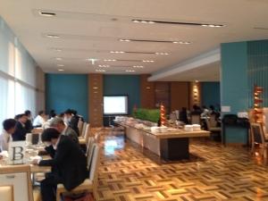 神戸の不動産会社の会合