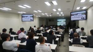 東京開催|不動産仕入れの悩み解消セミナーの様子
