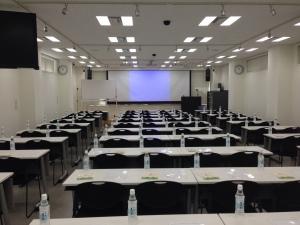 東京セミナー開始前の会場