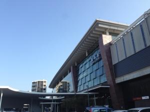 熊本駅新幹線改札付近