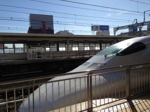 新幹線 浜松駅