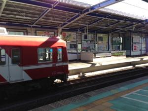 遠鉄電車「赤電」