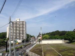 みさき公園駅前