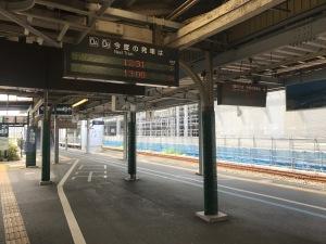2017.09熊本駅在来線
