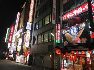 2017年9月名古屋駅前
