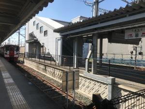2017.10熊本駅在来線