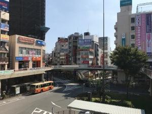 2017.10藤沢駅前2