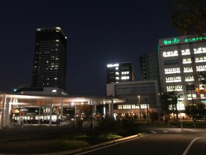 2017.10熊本駅前
