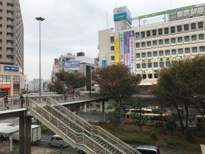 2017.11藤沢駅1