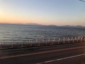 2018.02特急しおかぜ車窓からの風景