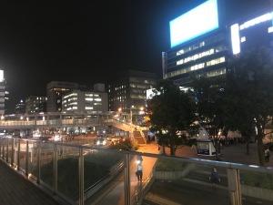2018.10新横浜駅駅前
